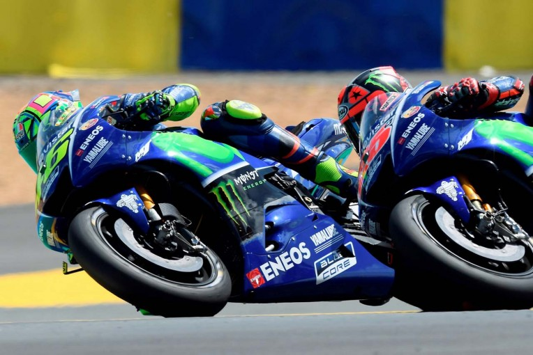 MotoGP   ニッキー・ヘイデンの早すぎる訃報。フランスGPで見えたロッシの意地/ノブ青木の知って得するMotoGP