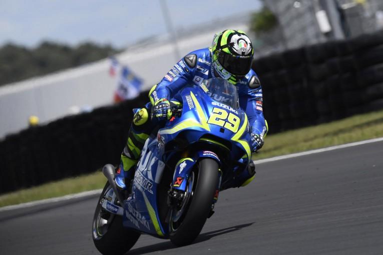 MotoGP | MotoGP:地元イタリア出身のイアンノーネ「ここは僕のコース」