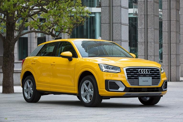 クルマ | アウディ、新型SUV『Q2』を発売。コンパクトボディに新しい魅力を凝縮