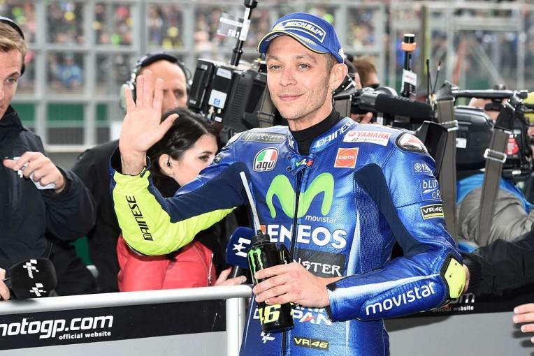 MotoGP | MotoGP:トレーニングで負傷のロッシがメディカルチェック通過。母国グランプリ出場へ