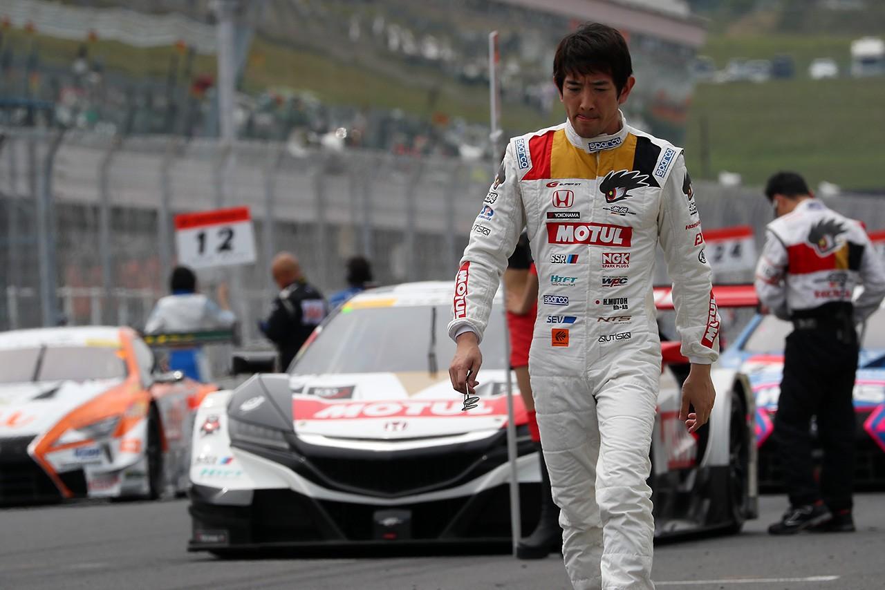 バトン加入のTEAM MUGEN手塚監督「F1王者としての走りを期待」