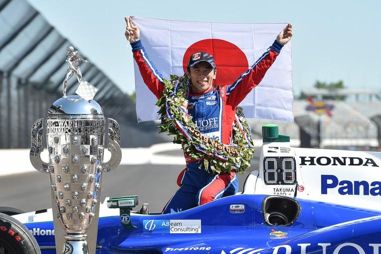 海外レース他   インディ500勝利でシリーズ3位に浮上の琢磨。得意の市街地で王者争いをリードできるか