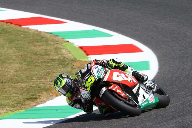 MotoGP | MotoGPイタリアGP初日:ホンダのクラッチローがレコードを更新して総合トップに