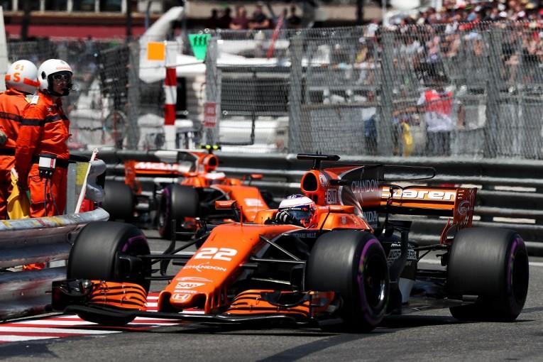 F1 | 「バトン&バンドーン、無念の結末も、ポジティブな要素が見えた」:英誌ドライバー評価 F1モナコ編