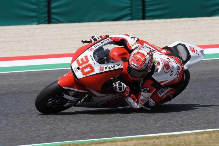 MotoGP | イデミツ・ホンダ・チーム・アジア 2017MotoGP第6戦イタリアGP 初日レポート