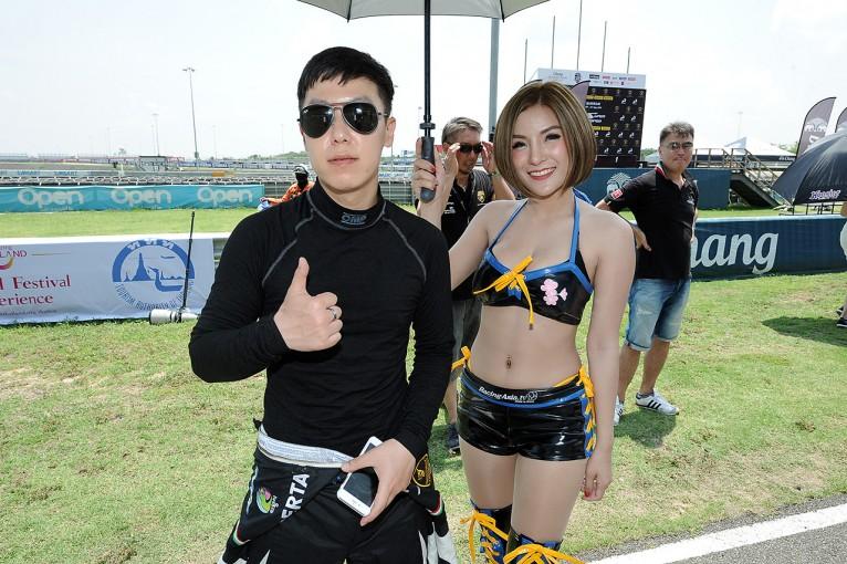 海外レース他   ファン・ドユン スーパートロフェオ・アジア レースレポート