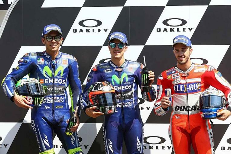 MotoGP | MotoGP:ビニャーレス「リヤタイヤがすごくスライドした」/第6戦イタリアGP予選日コメント