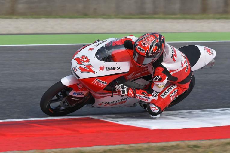 MotoGP   ホンダ・チーム・アジア 2017MotoGP第6戦イタリアGP 決勝レポート