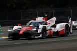 ル・マン/WEC | ル・マン公式テスト:午後もトヨタが上位独占。可夢偉の7号車、3分18秒台へ