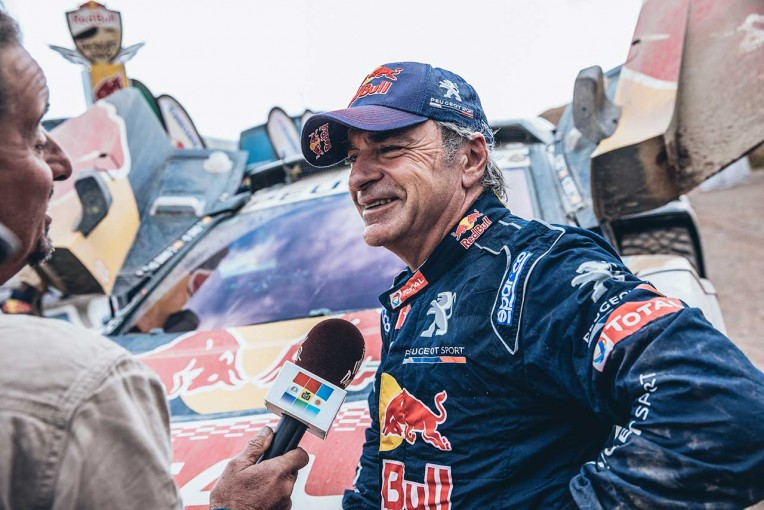 今季、WRCで苦戦が続くシトロエンへの協力を申し出たカルロス・サインツ