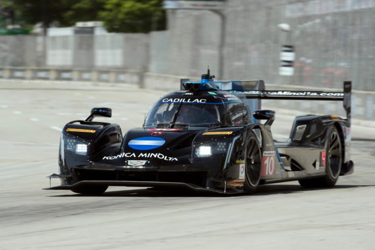 ル・マン/WEC   IMSA第5戦:予選クラッシュのキャデラックが12番手から大逆転。GTDはNSX GT3が初優勝