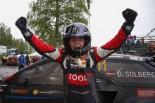 ラリー/WRC | 15歳の天才少年が快挙。ペター・ソルベルグの長男オリバーがラリークロス初優勝
