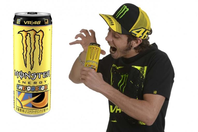 MotoGP   MotoGP:ロッシとモンスターエナジーがコラボ。『モンスター ロッシ』が6月27日発売