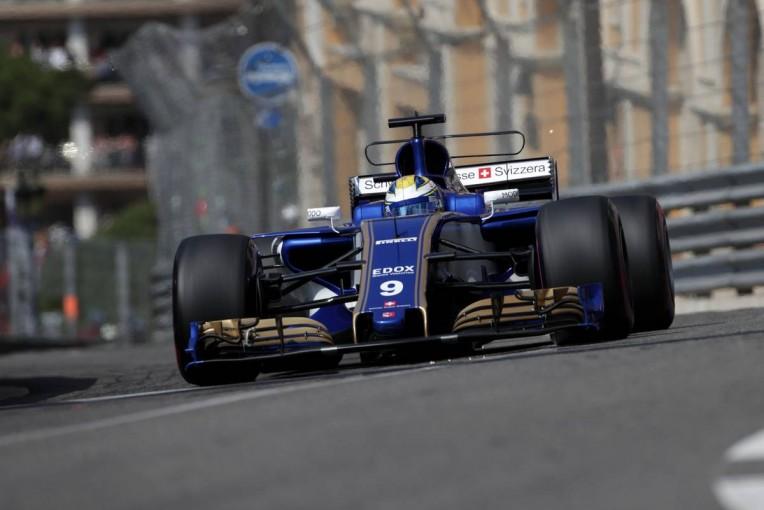 F1   モナコGPでの低迷は「アップデートが遅れたから」。エリクソンがザウバーF1不調の原因を説明
