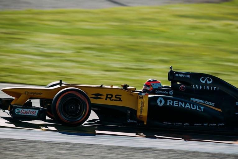 F1 | クビカが6年ぶりのF1走行を果たす。115周を走り「満面の笑み」