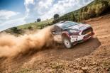 ラリー/WRC | ERCアクロポリス:トップが爆発炎上の波乱も。世界屈指のラフグラベルを2016年王者が制す