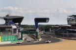 2017年のル・マン24時間耐久レースを前に、サルト・サーキットでは安全対策のコース改修が施された