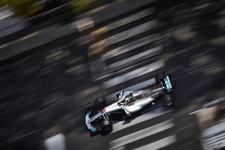 F1   メルセデスのF1撤退報道を、ウォルフが「事実無根」と完全否定