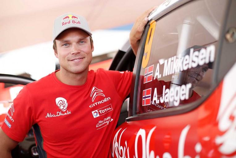 ラリー/WRC | WRC:シトロエンからスポット参戦のミケルセン「テスト前は速さに適応できるか不安だった」
