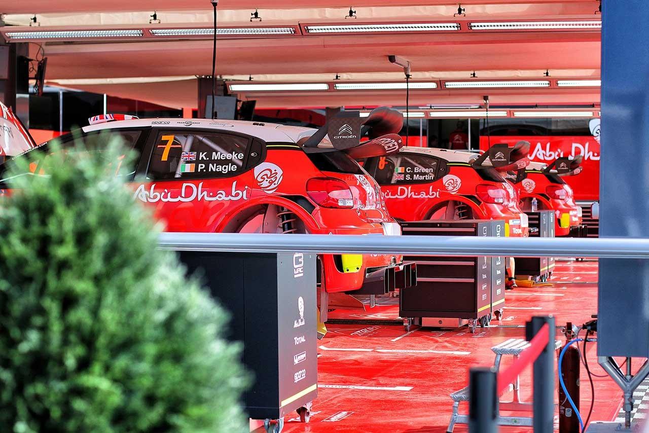 WRC:シトロエンからスポット参戦のミケルセン「テスト前は速度に適応できるか不安だった」