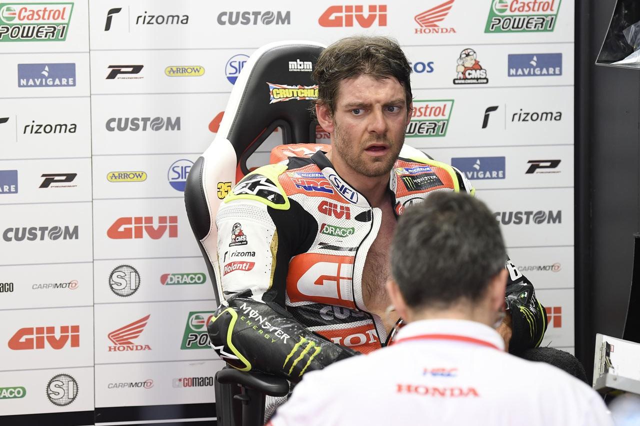 MotoGP:カル・クラッチロー、バルセロナのシケインに対する批判に釈然とせず