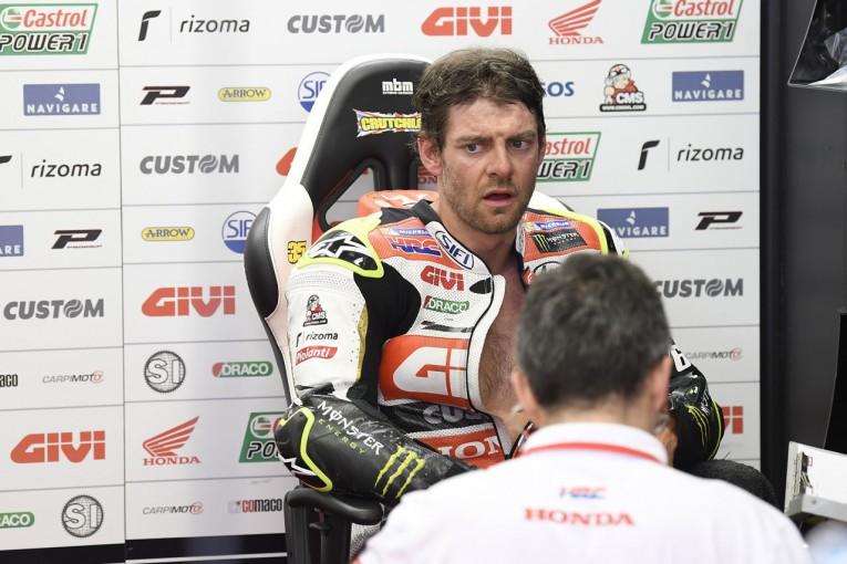 MotoGP   MotoGP:カル・クラッチロー、バルセロナのシケインに対する批判に釈然とせず