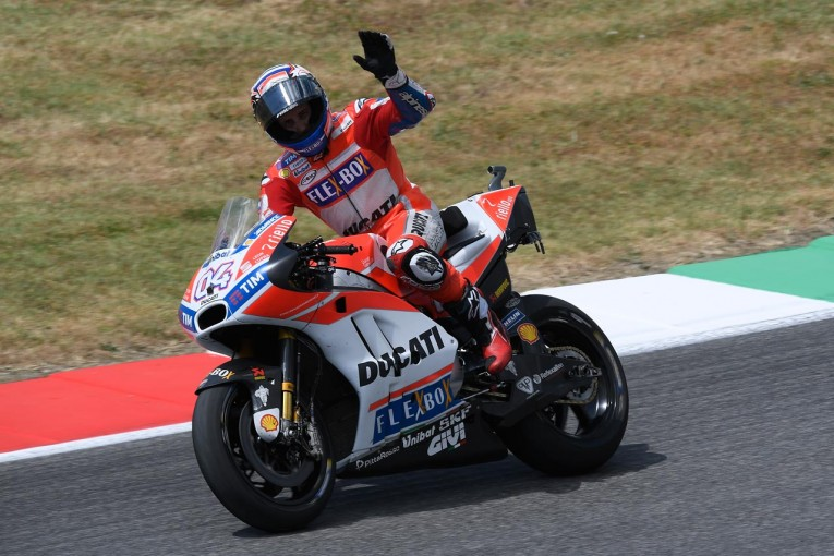 MotoGP:イタリアGP優勝のドビジ...