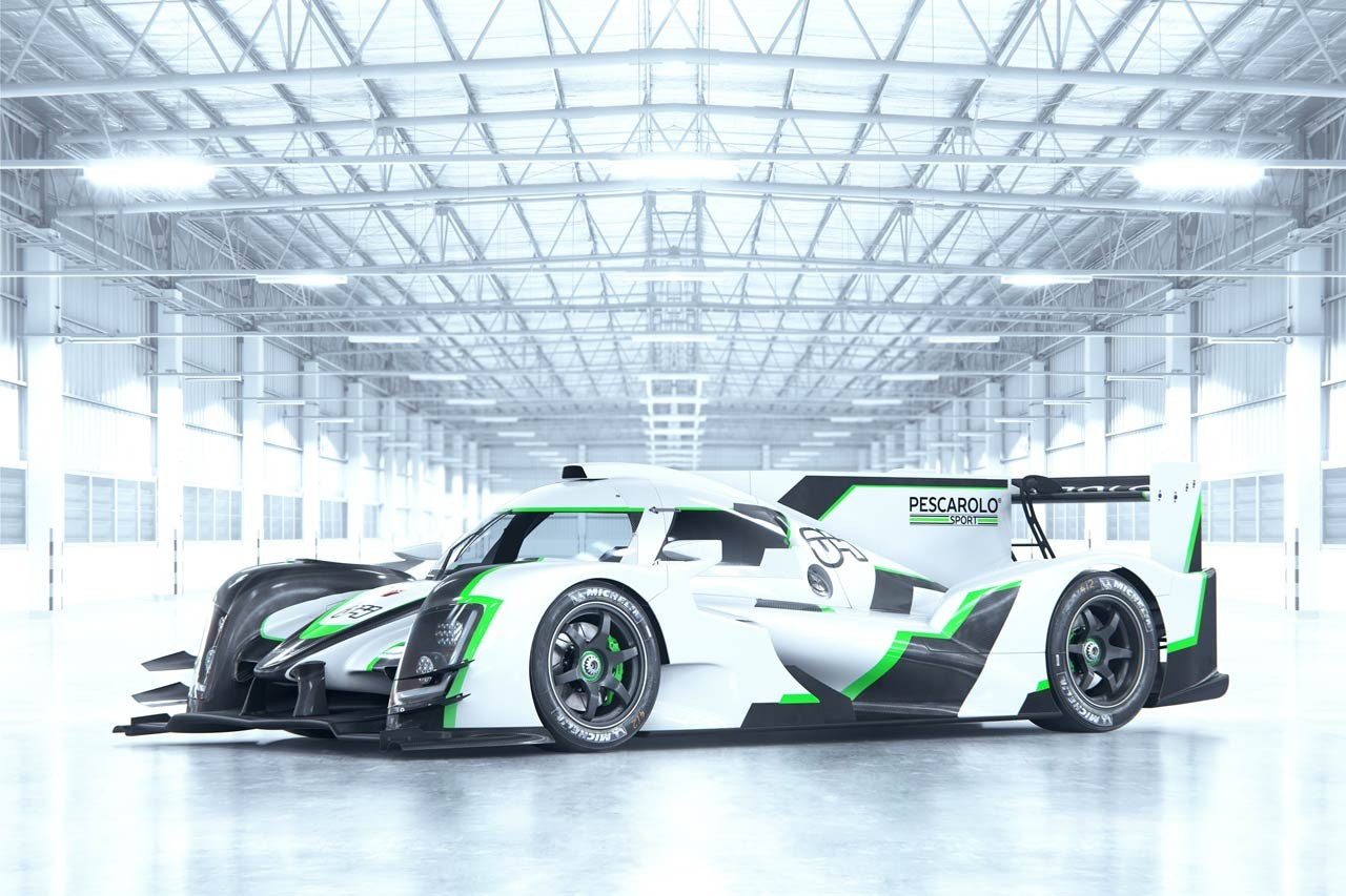 ペスカローロ・スポーツが新型プロトタイプカーを発表。新シリーズの開催も