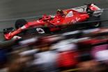 F1カナダGP フリー走行2回目でトップタイムのキミ・ライコネン