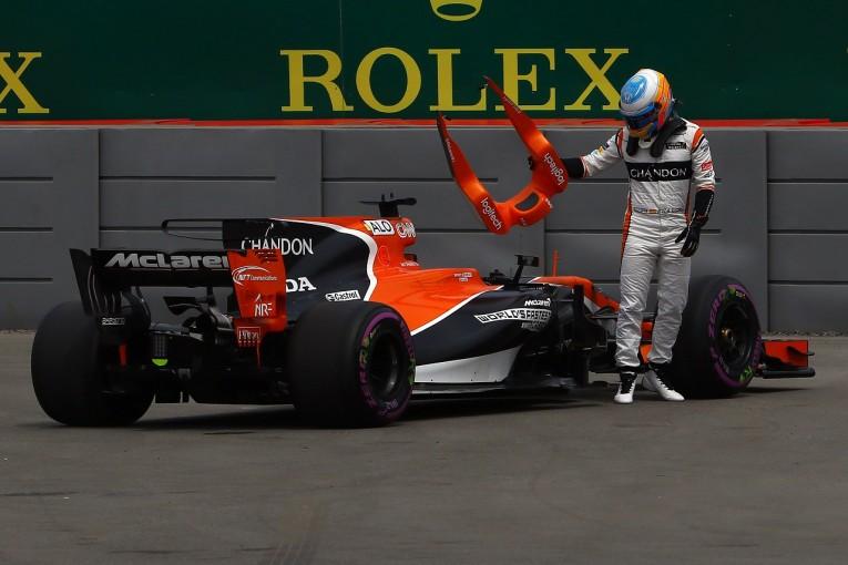 F1 | ホンダ「2台にパワーユニットのトラブル。FP3で挽回のチャンスはある」/F1カナダGP金曜
