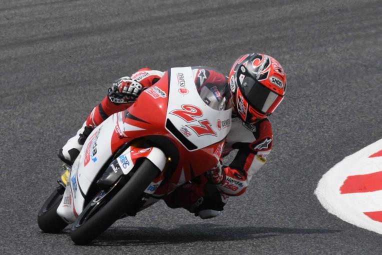 MotoGP   ホンダ・チーム・アジア 2017MotoGP第7戦カタルーニャGP 初日レポート