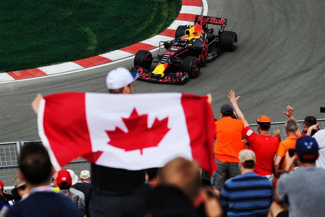 F1カナダGPフリー走行ハイライト