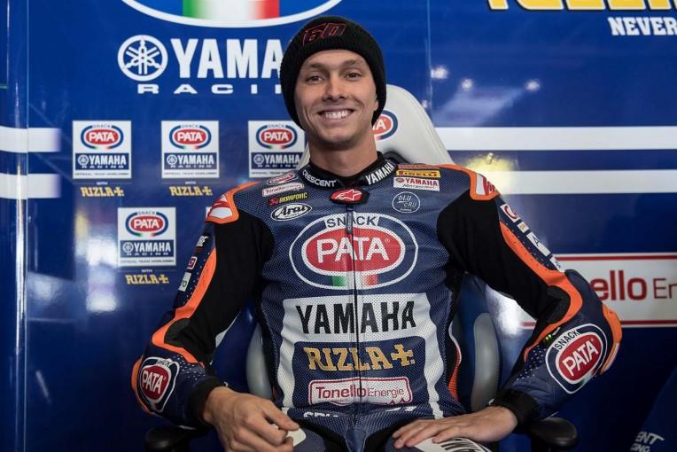 MotoGP   ヤマハのSBKライダー、ファン・デル・マークが全日本ロード第5戦に代役参戦
