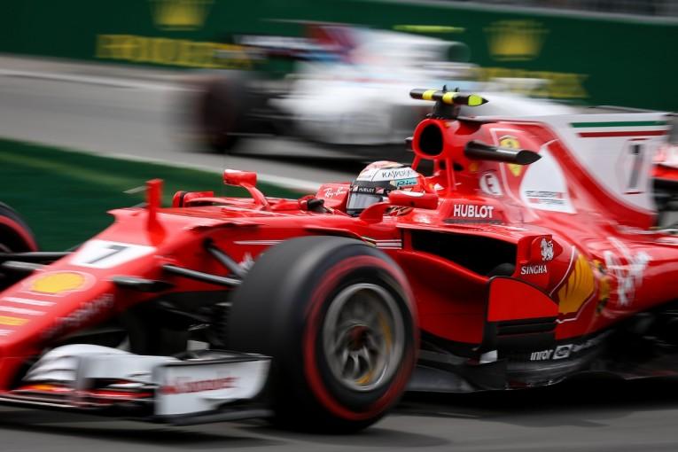F1   ライコネン「すごく順調な初日。ロングランでもショートランでもマシンは良さそう」フェラーリF1カナダ金曜