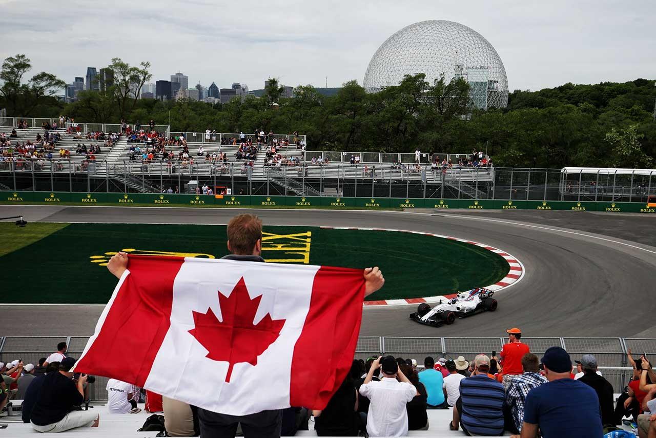 ランス・ストロール(カナダGP フリー走行)