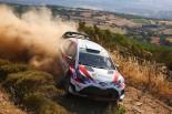 ラリー/WRC | WRCイタリア:今季2度目の優勝なるか、トヨタのラトバラが総合2番手浮上。首位はタナク