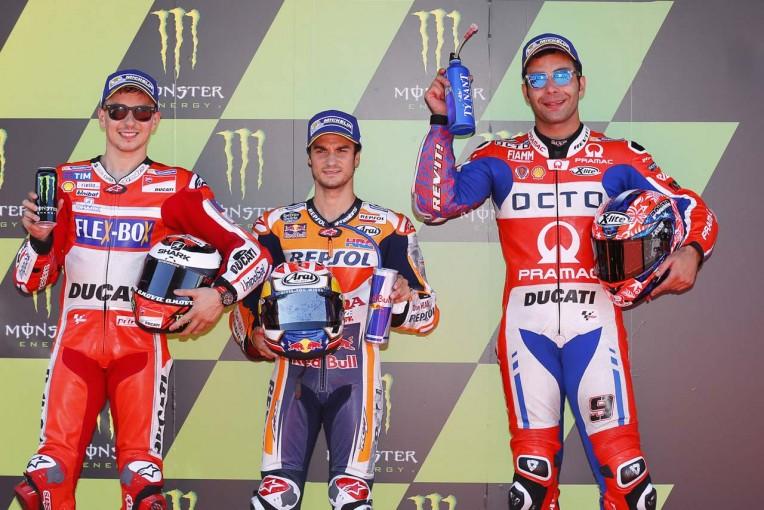MotoGP | MotoGP:ペドロサ「タイヤライフのコントロールが困難」/カタルーニャGP予選日コメント