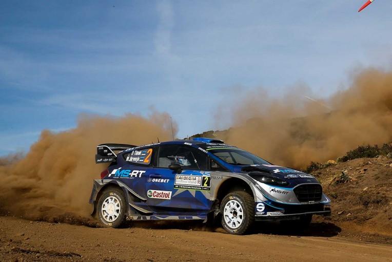 ラリー/WRC | WRCイタリア:ラトバラ逆転ならず。オット・タナクがキャリア初の総合優勝飾る