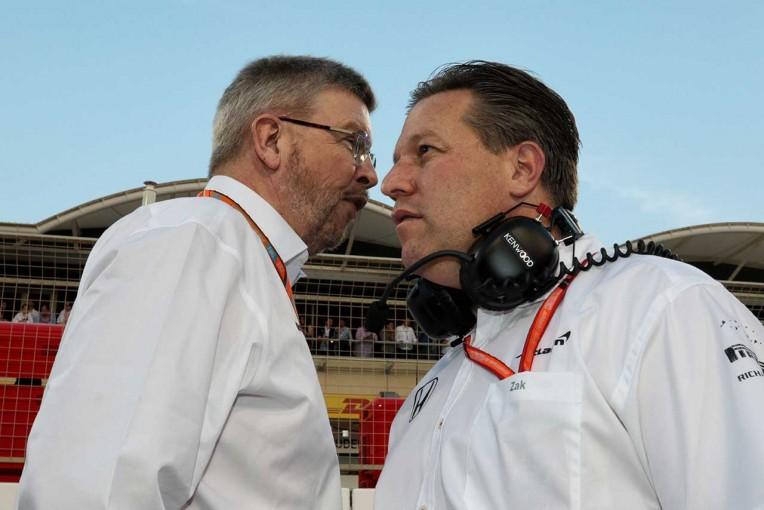 F1 | ファンが望むF1の最先端を模索するブラウン「市販車のテクノロジーが進む方向はF1的ではない」