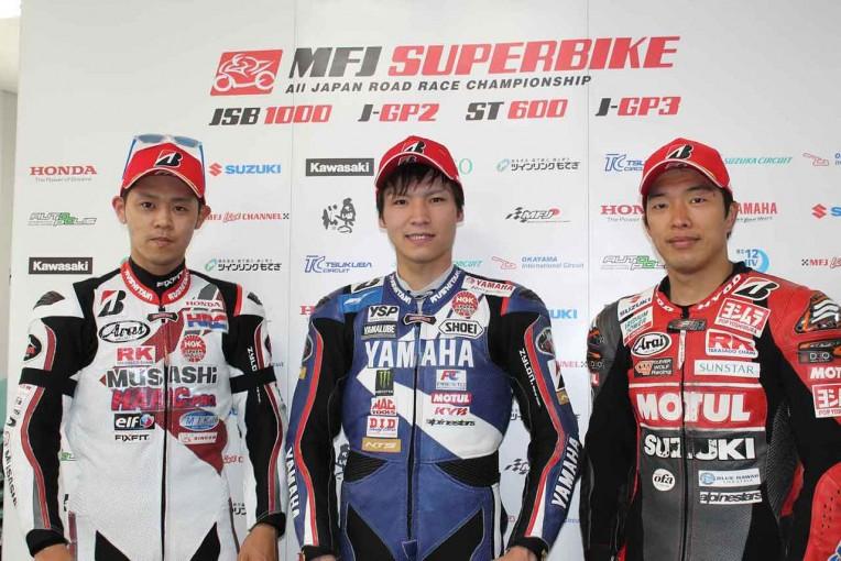 MotoGP | 野左根「終盤は心が折れそうだった」/全日本ロード第4戦決勝会見