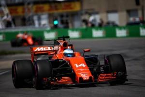 F1カナダGP フェルナンド・アロンソ