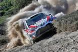 ラリー/WRC | WRCイタリア:トヨタ、総合2位ラトバラを筆頭に3台揃って完走。マキネン「もっとも力強いラリーのひとつ」