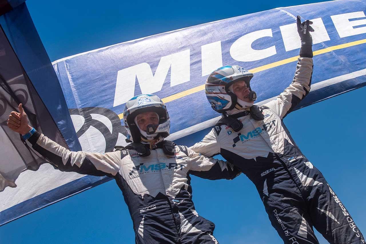 ラトバラ「最終日に2度のミスがあったことが悔やまれる」/WRC第7戦イタリア デイ4コメント
