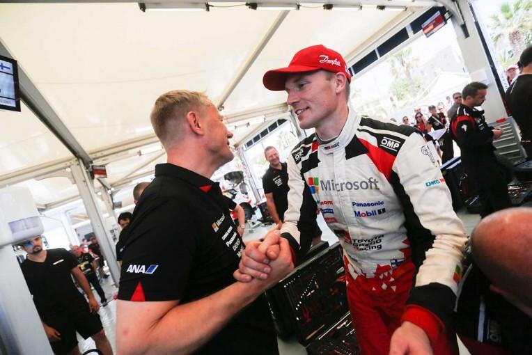 ラリー/WRC   ラトバラ「最終日に2度のミスがあったことが悔やまれる」/WRC第7戦イタリア デイ4コメント