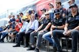 2017年F1カナダGP 50周年記念撮影