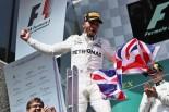 2017年F1第7戦カナダGP ルイス・ハミルトン(メルセデス)が優勝