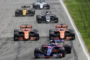 2017年F1第7戦カナダGP ダニール・クビアト