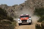 ラリー/WRC | トヨタ若手育成の勝田貴元、高難度グラベルのイタリア戦でクラス3位。新井大輝はリタイア