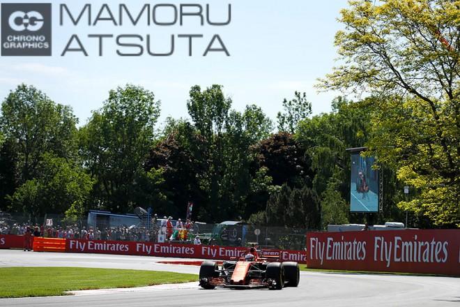 Shots! F1カナダGP 土曜日