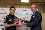 海外レース他 | 佐藤琢磨、日本モータースポーツ記者会の栄誉賞受賞。「数々の記録のなかでも特筆すべきもの」